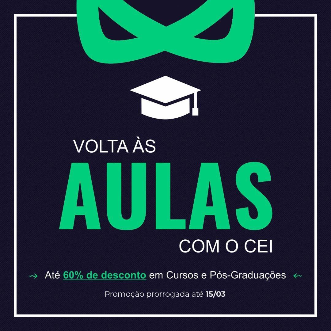 VOLTA ÀS AULAS